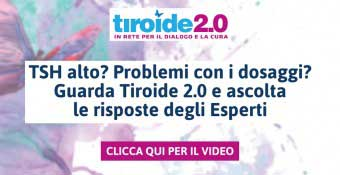 Tiroide 2.0 – Video differita